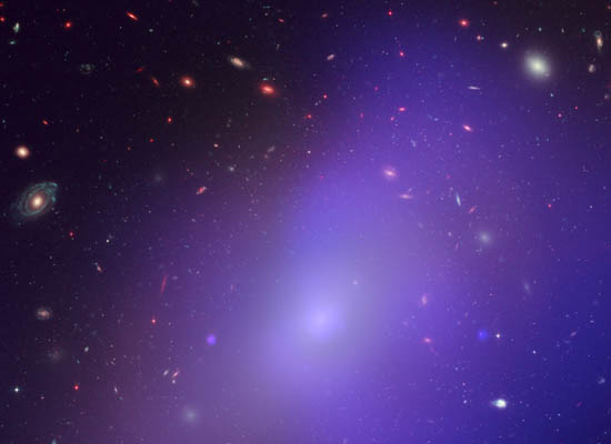 Ελλειπτικός Γαλαξίας