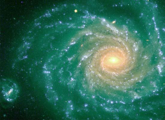 Μεγαλειώδης Σπειροειδής Γαλαξίας
