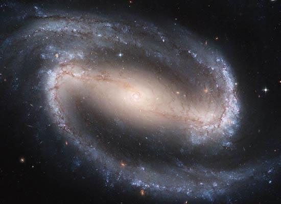 Ραβδωτός Σπειροειδής Γαλαξίας