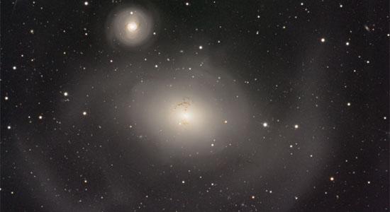 Αφότου Συγκρουσθούν Γαλαξίες