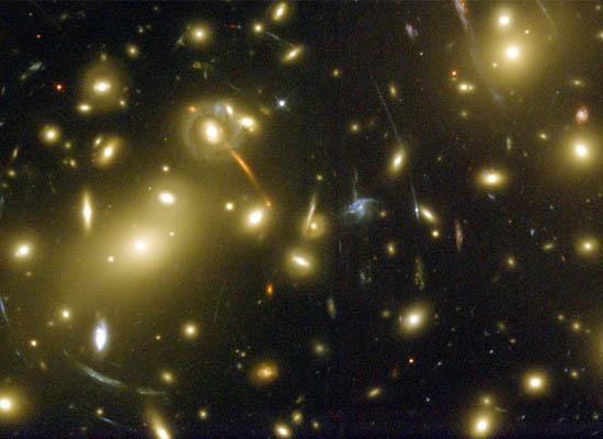 Φακός Γαλαξιακού Σμήνους
