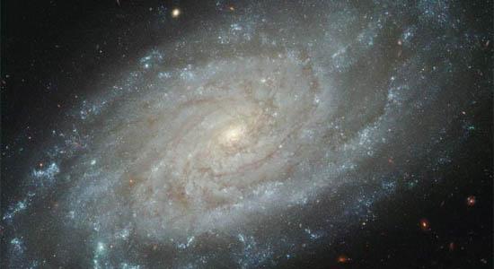 Σπειροειδής Γαλαξίας NGC 3370