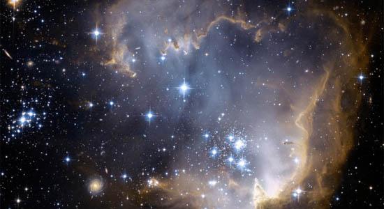 NGC 602 και Παραπέρα