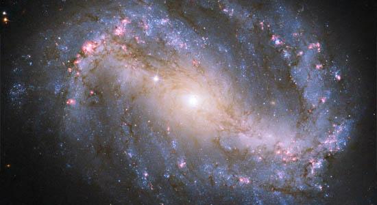 Φραγμένος Σπειροειδής Γαλαξίας