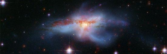 Συγχωνευμένοι Γαλαξίες
