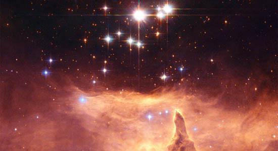 Ογκώδη Αστέρια στο Ανοικτό Σμήνος Pismis 24
