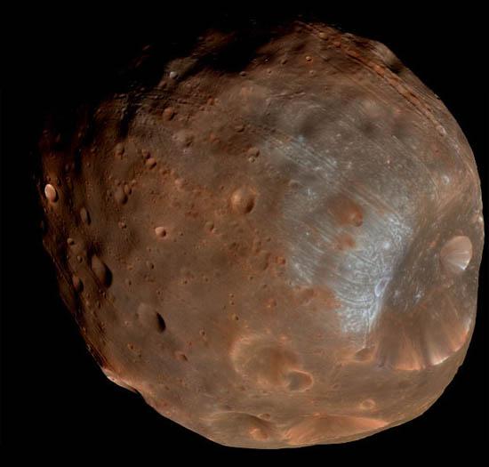 Το Καταδικασμένο Φεγγάρι του Άρη