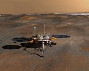 Phoenix Mars Lander