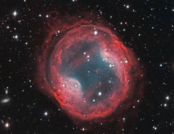 Πλανητικό Νεφέλωμα PK 164 +31.1