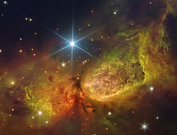 Περιοχή Σχηματισμού Άστρων