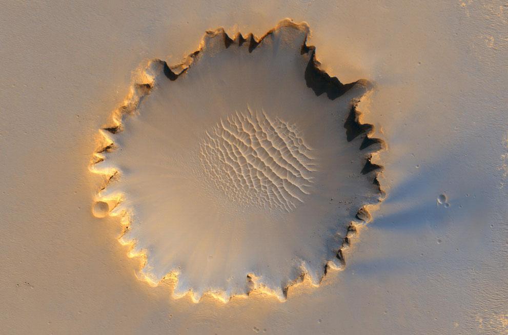 9 Χρόνια στον Άρη