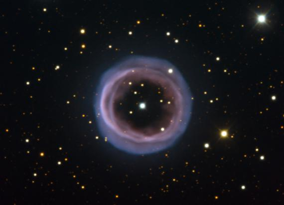 Δακτυλιοειδές Πλανητικό Νεφέλωμα