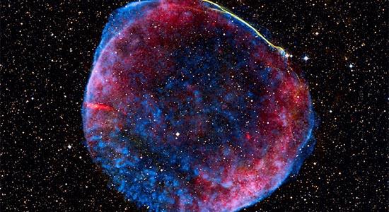 SN 1006 Supernova