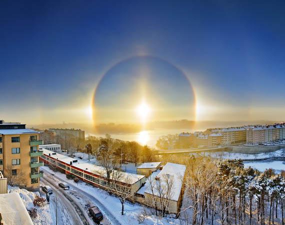Ηλιακό Φωτοστέφανο