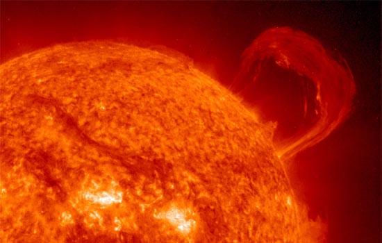 Ηλιακή Προεξοχή