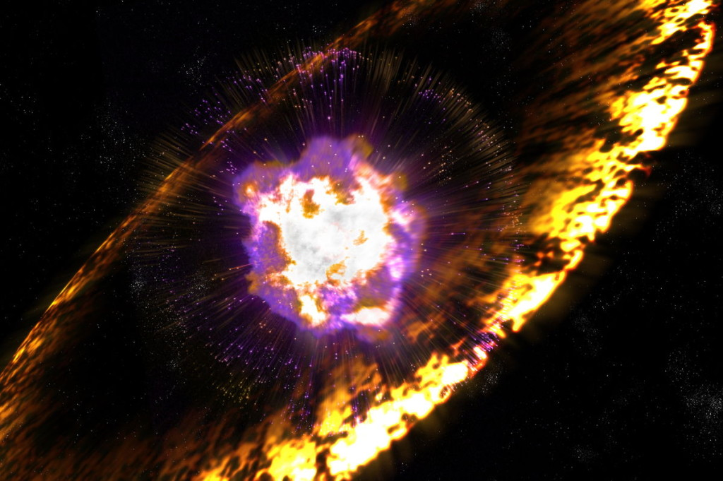 Έκρηξη Supernova