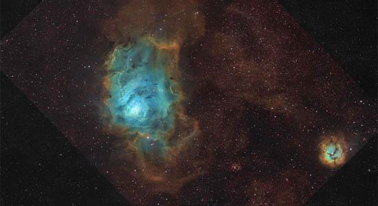 Αέρια, Σκόνη και Αστέρια