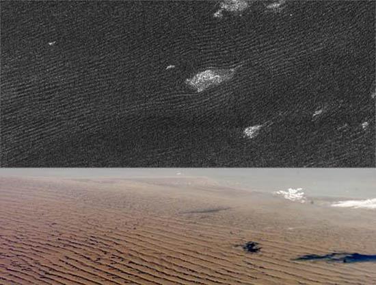 Οι Αμμόλοφοι του Τιτάνα