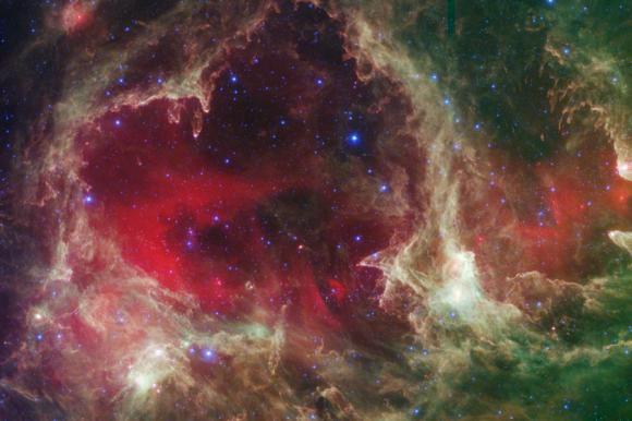Πυλώνες Σχηματισμού Αστεριών