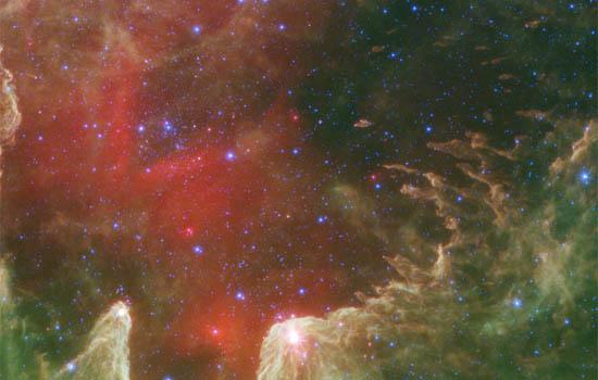 Πυλώνες Δημιουργίας Άστρων