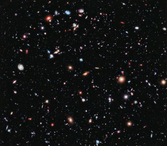Το Ακραίο Βαθύ Πεδίο του Hubble