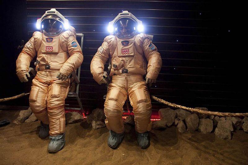 Προσγείωση στον Άρη